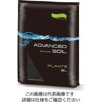 アズワン アドバンスソイル 水草用 8L 1ケース(3袋) 4-1707-03(直送品)