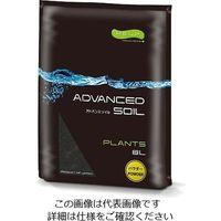 アズワン アドバンスソイル 水草用 パウダータイプ 8L 1ケース(3袋) 4-1708-03(直送品)