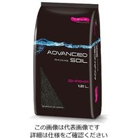 アズワン アドバンスソイル エビ用 1.2L 1ケース(12袋) 4-1709-01(直送品)
