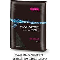 アズワン アドバンスソイル エビ用 8L 1ケース(3袋) 4-1709-03(直送品)