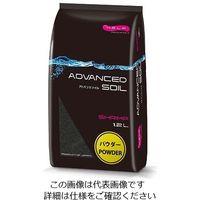 アズワン アドバンスソイル エビ用 パウダータイプ 1.2L 1ケース(12袋) 4-1710-01(直送品)