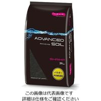 アズワン アドバンスソイル エビ用 パウダータイプ 3L 1ケース(8袋) 4-1710-02(直送品)