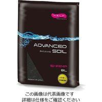 アズワン アドバンスソイル エビ用 パウダータイプ 8L 1ケース(3袋) 4-1710-03(直送品)