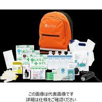 LA・PITA 防災セット SHELTER【スタンダード】橙 10002300-OG 1個(直送品)