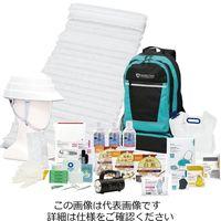 LA・PITA 防災セット SHELTER【アドバンス】青 10002301-BL 1個(直送品)