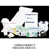 LA・PITA 防災セット ラピタ【アドバンス】青 10002303-BL 1個(直送品)