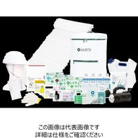 LA・PITA 防災セット ラピタ【アドバンス】緑 10002303-GN 1個(直送品)