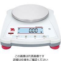 オーハウス コンパクト電子天びん NV222JP 1台 1-2118-16(直送品)