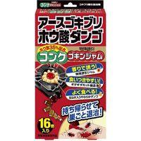 アース製薬 アース ゴキブリホウ酸ダンゴ ゴキンジャム 4901080205216 1セット(16個×6)(直送品)