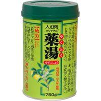 オリヂナル 薬湯 ゆずこしょう 4901180020900 1セット(750G×4)(直送品)