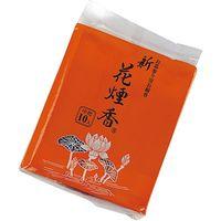 日本香堂 新花煙香 中把 4902125630796 1セット(10把×8)(直送品)