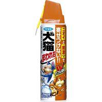フマキラー 強力犬猫まわれ右スプレー 犬猫よけスプレー 泡スプレー 4902424432602 1セット(350ML×10)(直送品)