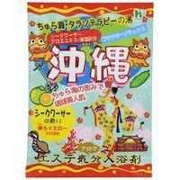 ヘルス エステ気分入浴剤 沖縄 4976552008664 1セット(40G×128)(直送品)