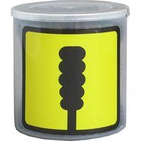 UD綿棒ブラックケース 4976558005674 1セット(200本×10) 平和メディク(直送品)