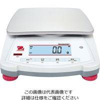 オーハウス コンパクト電子天びん NV2201JP 1台 1-2118-17(直送品)