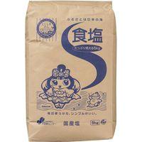 塩事業センター 業務用 食塩5kg 4530017000091 1ケース 5kg×4PC(直送品)