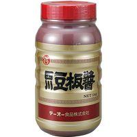 テーオー食品 業務用 四川豆板醤 7412 1ケース 1kg×15PC(直送品)