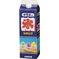 スミダ飲料 業務用 かき氷抹茶 6324 1ケース 1L×12本(直送品)