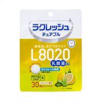 ジェクス L8020乳酸菌ラクレッシュチュアブルレモンミント風味 4973210994802 1セット(30個×12)(直送品)
