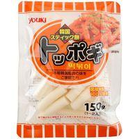 トッポギ/国産150g 2袋 ユウキ食品 韓国食材