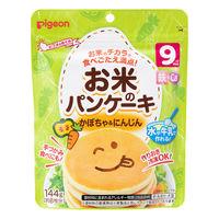 【9ヵ月頃から】ピジョン お米のパンケーキ かぼちゃ&にんじん 1個