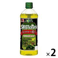 J-オイルミルズ AJINOMOTO Eurolive(ユーロリーブ) 910g 2本