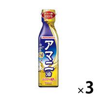 J-オイルミルズ AJINOMOTOアマニ油 3本