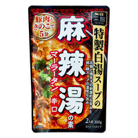 エスビー食品 S&B 菜館 麻辣湯の素 辛口 300g 1袋