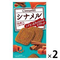 ブルボン カラメリー 2枚×9袋 <シナモン&キャラメル> 2箱
