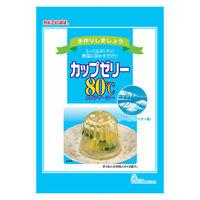 伊那食品工業 かんてんぱぱ カップゼリー80°C クール(サイダー味)2袋入 611 1個
