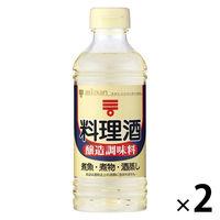 ミツカン 料理酒 400ml 2本