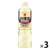 ミツカン 料理酒 1L 3本