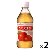 ミツカン リンゴ酢 500ml 2本