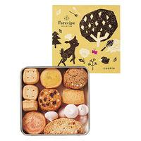 フォレシピ ちいさな森のクッキーS 1箱 ギフト