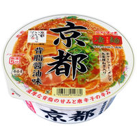 ヤマダイ 凄麺 京都背油醤油味 3個