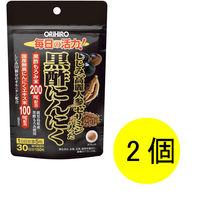 オリヒロ しじみ高麗人参セサミンの入った黒酢にんにく 1セット(30日分×2個) 300粒 サプリメント