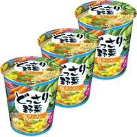 エースコック どっさり野菜 塩タンメン 60g 3個