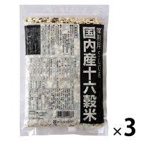 種商 国内産十六穀米業務用 3個