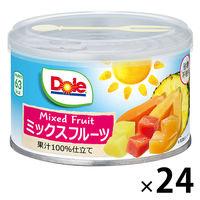 ドール ミックスフルーツ100%ジュース 227g 24個