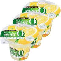 たらみ トリプルゼロ おいしい糖質0レモン 1セット(3個入)