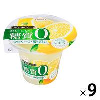 たらみ トリプルゼロ おいしい糖質0レモン 1セット(9個入)