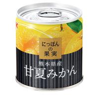 国分グループ本社 KK にっぽんの果実 熊本県産 甘夏みかん 1個
