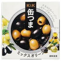 国分グループ本社 KK 缶つま ミックスオリーブ 1個