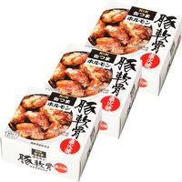 国分グループ本社 KK 缶つまホルモン 豚軟骨 直火焼 1セット(3個)