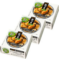 国分グループ本社 KK 缶つまマイルド ムール貝の白ワイン蒸し風 1セット(3個)