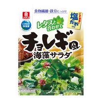 理研ビタミン チョレギ風海藻サラダ(ごま油香る塩だれ付き)33g 1個
