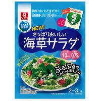 理研ビタミン さっぱりおいしい海草サラダ(ノンオイル青じそ付き)33g 1個