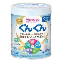 【9ヵ月頃から】WAKODO(和光堂) フォローアップミルク ぐんぐん(小缶)300g 1缶 アサヒグループ食品 粉ミルク