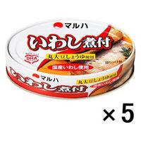 マルハニチロ マルハ いわし煮付 100g 1セット(5個)