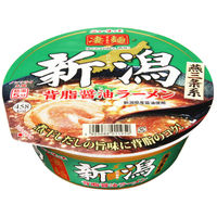 ヤマダイ 凄麺 新潟背油醤油ラーメン 12個
